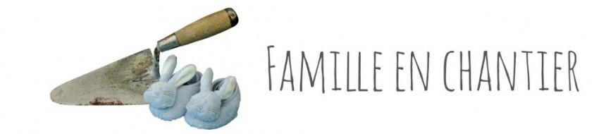 Famille en chantier